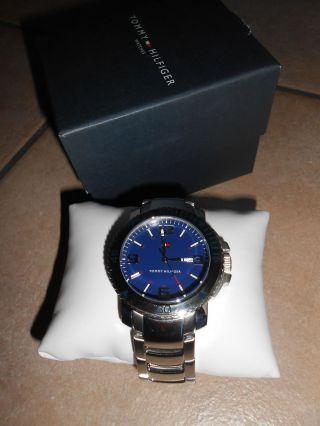 Tommy Hilfiger Herren - Armbanduhr Casual Sport Xl Blau 1790931 Bild