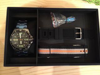 Spinnaker Sport - Uhr (schwarz) Bild