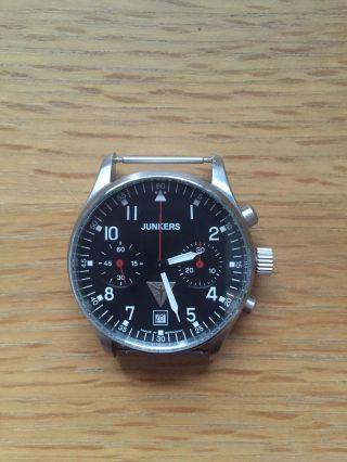 Junkers Flieger Uhr Mit Handaufzug Poljot,  Limited Edition