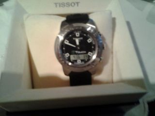 Tissot T - Touch T33789892 Armbanduhr Für Herren Bild