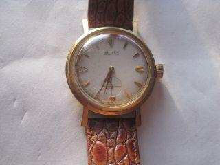 Gruen Armbanduhr Bild