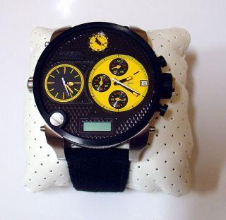 Diesel Sba Armbanduhr Für Herren (dz7234),  Kaum Getragen,  - Selten - Bild