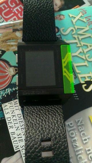 Diesel Uhr Herrenuhr Armbanduhr Bild
