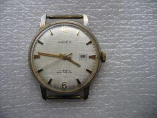 Anker 17 Jewels Handauzug Uhr Bild