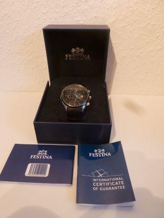 Herren Armbanduhr Festina 16052,  Herrenuhr Bild