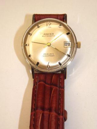 Armbanduhr Anker Automatik (1) Bild