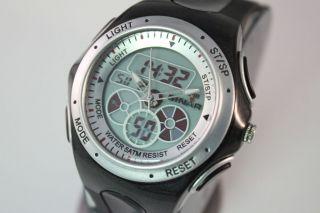 Sinar Uhr Analog Digitale Armbanduhr Uad - 1 - 2 Jugend - Uhr