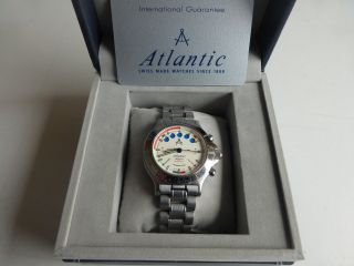 "Atlantic ""skipper"" Regatta - Chronograph Bild"