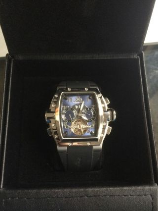 Rothenschild Herren Uhr Automatik Chronograph Bild