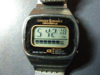 Seiko Led - Chronograph Bild