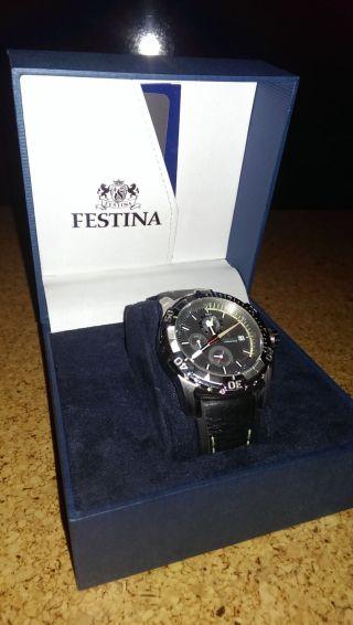Festina F16223 Armbanduhr Für Herren Bild