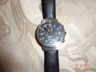 Herren Armbanduhr Mit Volkswagen Logo - Aus Vw - Werksshop Bild