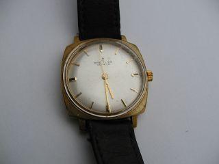 Alte Breitling Armbanduhr Bild
