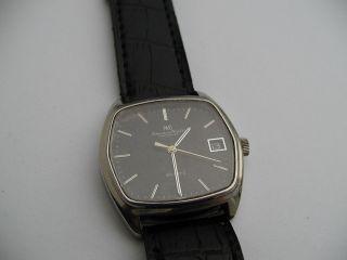 Alte Iwc Armbanduhr Bild