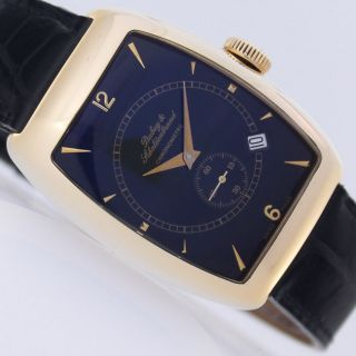 Dubey & Schaldenbrand Aerodyn Chronometre Gold Uhr Bild