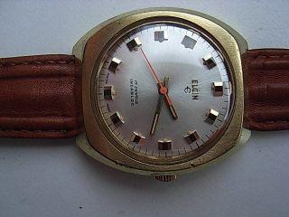 Herren Armbanduhr Elgin Swiss Handaufzug Bild