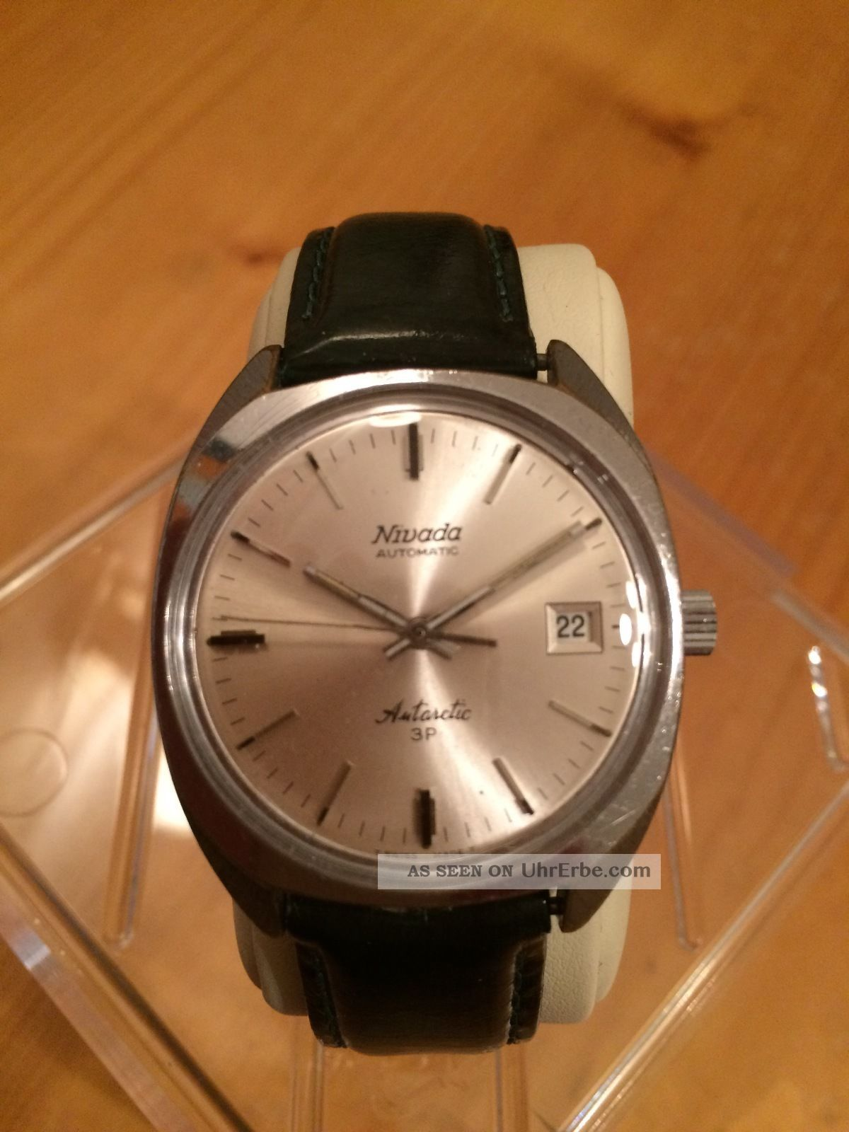Exclusive,  Sehr Schöne Nivada Automatik (schweiz) Armbanduhren Bild