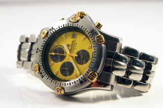 Festina Cronograph Quartz Uhr/watch Herren/gents Ref.  9524 - 7 Bild