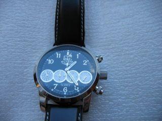 Elysee 29013 Automatikuhr 35 Jewels Armbanduhr Bild