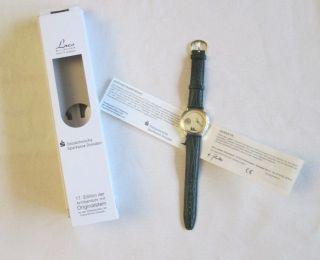 17.  Edition Dresdner Frauenkirche Armbanduhr In Ovp Mit Zertifikat Bild