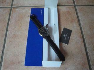 Sehr Schöne Neue Armbanduhr / Werbeuhr Von Berner Bild