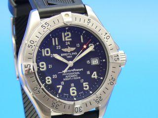 Breitling Superocean 40 Mm A17045 Vom Uhrencenter Berlin Bild