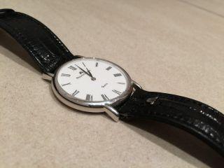 Maurice Lacroix Armbanduhr 41149 Quartz Eidechsenarmband Bild