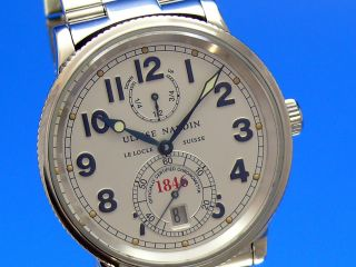 Ulysse Nardin Marine Chronometer Vom Uhrencenter Berlin Bild