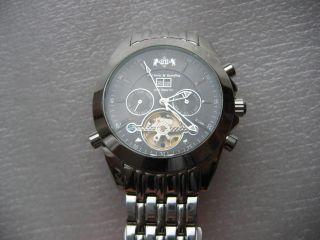 Buchner & Bovalier Automatikuhr Armbanduhr Bild