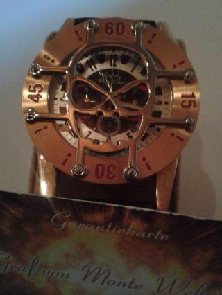 Graf Von.  Monte Wehro Burg - - Balduin Gold Sondermodell 2011 Bild