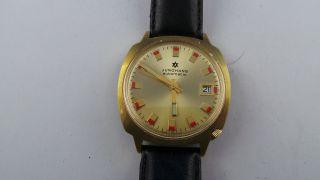 Junghans Automatic Armbanduhr Mit Datum Bild