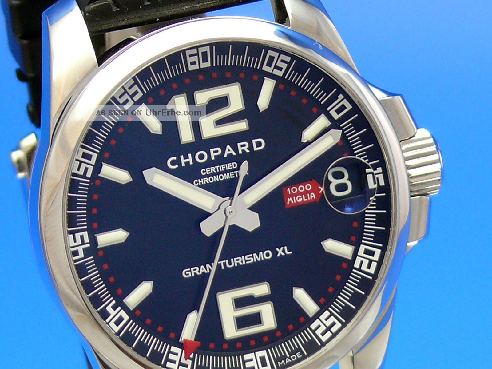 Chopard Mille Miglia Gran Turismo Gt Xl Ankauf Von Luxusuhren 03079014692 Armbanduhren Bild