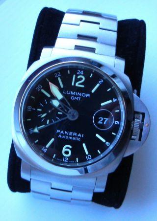 Panerai Luminor Gmt - Pam 297 - 2010 Bild