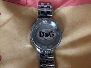 Dolce & Gabbana D&g Dw0131 Prime Time Xxl Herrenuhr Damenuhr Uhr Uvp €245,  - Bild