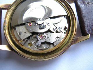 Vintage Watch Oriosa Automatic Swiss Cal As Ms Gold Plaque 10 Automatikuhr Bild