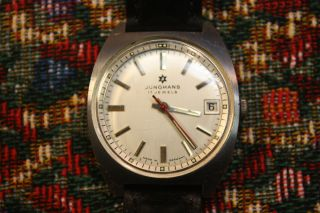 Junghans Armbanduhr17 Jewels Bild