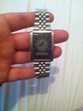 Tissot Herrenuhr Uhr Luxus Schweizer Klassik Armband Bild