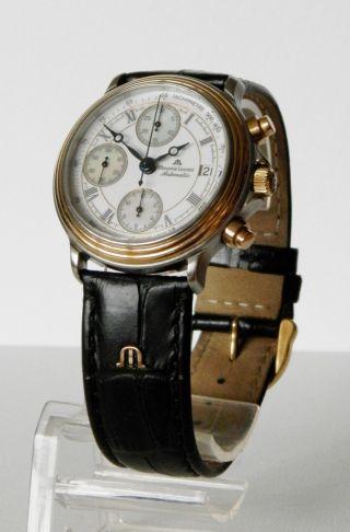 Maurice Lacriox Les Mecaniques Chronograph,  Automatic,  Mit Box Bild