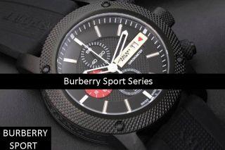 Burberry Sport Herrenuhr - - - - Bild