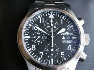 Fortis B 42 Flieger Chronograph 6561011m Bild
