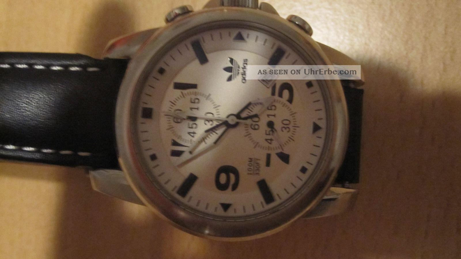 Herrencronograph - - Adidas - - Armbanduhren Bild