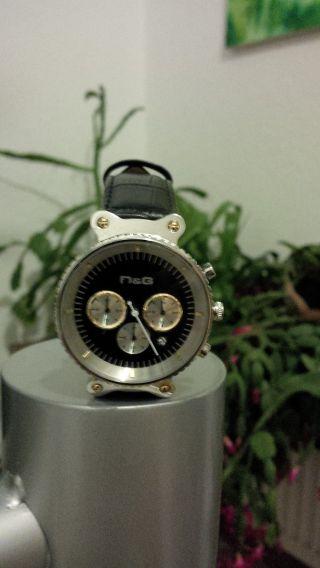 Herren Armbanduhr Von D&g Bild