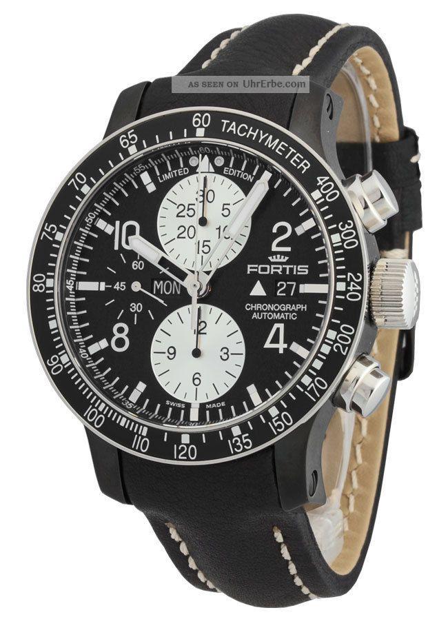 Fortis B - 42 Stratoliner Automatik Chronograph Limited Edition 665.  12.  71 L.  01 Armbanduhren Bild