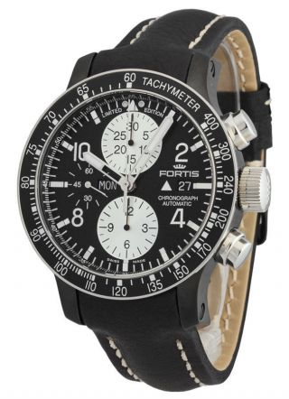 Fortis B - 42 Stratoliner Automatik Chronograph Limited Edition 665.  12.  71 L.  01 Bild