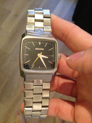 Nixon Uhr Armbanduhr Cougar Bait Bild