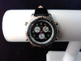 Irion Armbanduhr Silber Unisex Jugenduhr Chrono - Look Bild