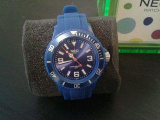 Neo Watch Unisex Armbanduhr Kunststoff Silikonband Bild