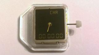 Uhrwerk Für Breitling Chronospace Und Aerospace Digitalwerk Werk Ersatz Bild