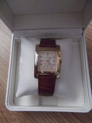 Michel Herbelin Uhr Selten Rar Vintage Bild