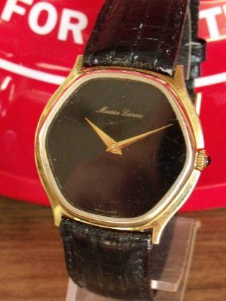 Maurice Lacroix Luxus 2 - Zeiger Herrenarmbanduhr Handaufzug Bild